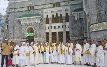 umroh awal ramadhan 2020