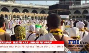 Haji Plus khusus FBI