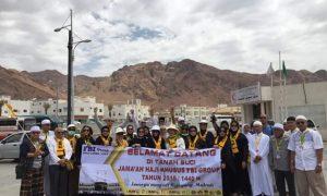 Haji khusus langsung berangkat FBI Group