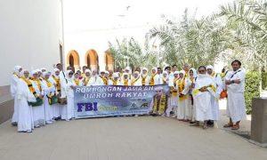Travel umroh dan Haji Khusus FBI Bekasi